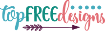 TopFreeDesigns Logo