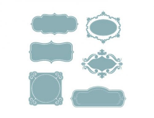 Free Labels SVG Bundle