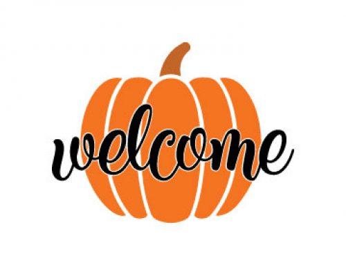 Free Pumpkin SVG File
