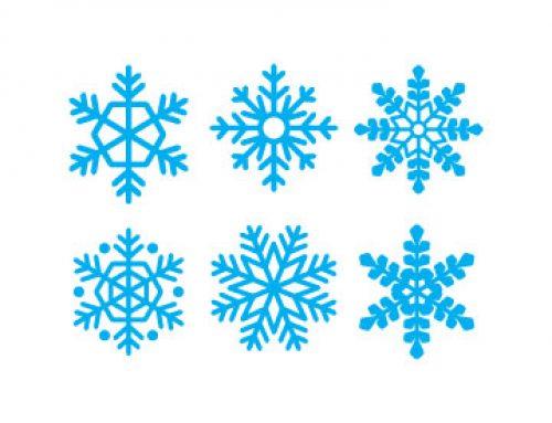 Free Snowflake Svg