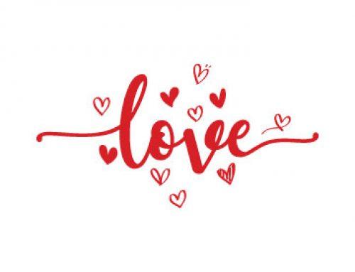 Love Svg Free