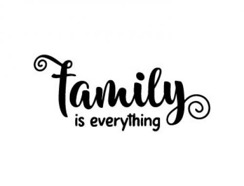 Family Is Everything Svg